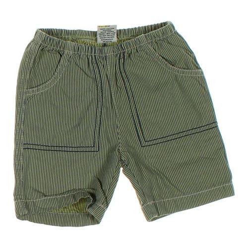 Charlie Rocket Striped Shorts in size 6 mo at up to 95% Off - Swap.com