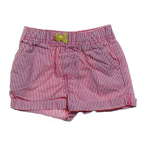 Carter's Striped Shorts in size 18 mo at up to 95% Off - Swap.com