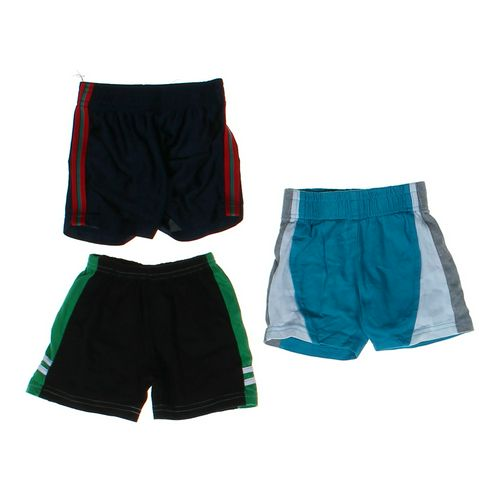 Mad Game Striped Shorts Set in size 6 mo at up to 95% Off - Swap.com