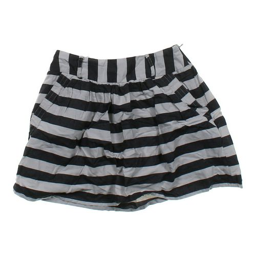 Forever 21 Striped Skirt in size JR 3 at up to 95% Off - Swap.com