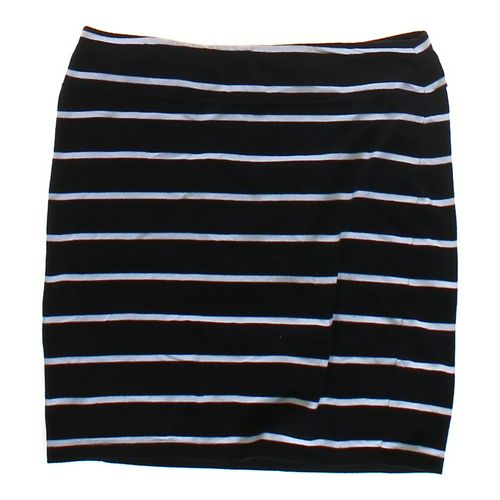 Xhilaration Striped Skirt in size JR 3 at up to 95% Off - Swap.com