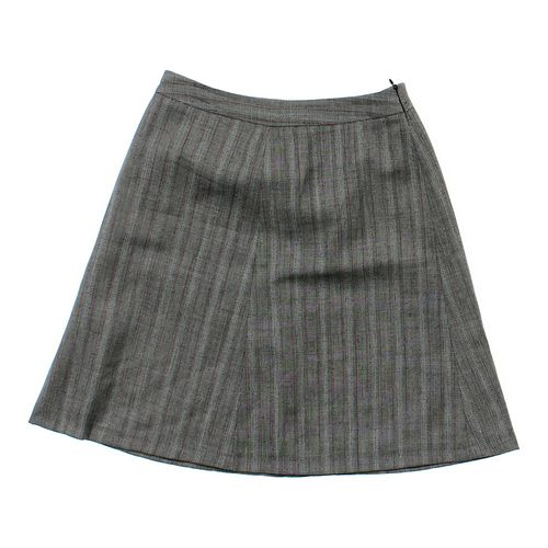Harve Benard Woman Striped Skirt in size 6 at up to 95% Off - Swap.com