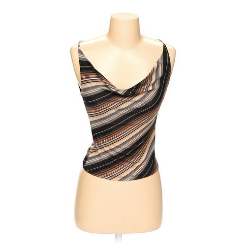 Level 10 Striped Sleeveless Top in size S at up to 95% Off - Swap.com