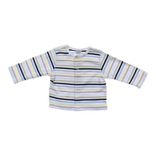Old Navy Striped Snap Button Cardigan in size 3 mo at up to 95% Off - Swap.com