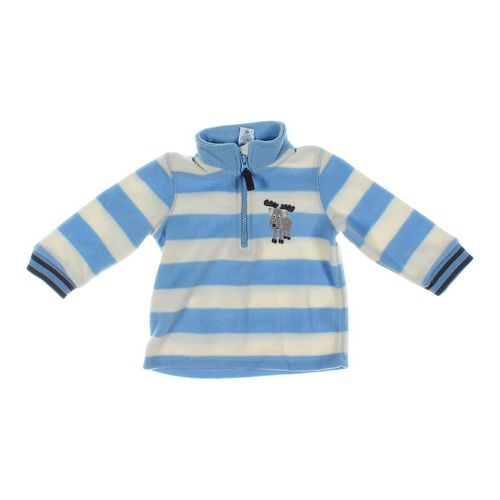 Baby Club Striped Sweat Shirt in size 3 mo at up to 95% Off - Swap.com