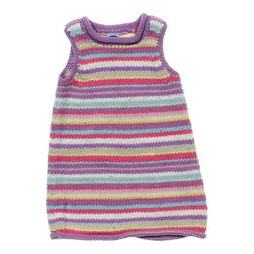 Old Navy Striped Sweater Dress in size 6 mo at up to 95% Off - Swap.com