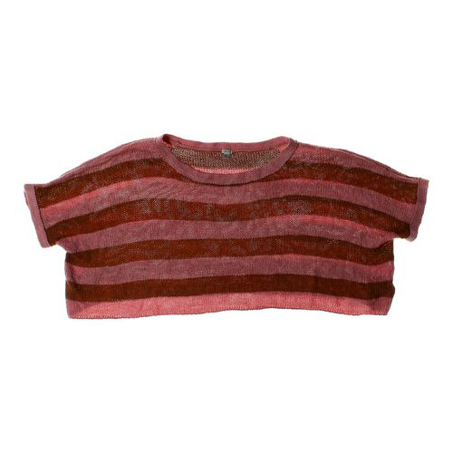 Forever 21 Striped Sweater in size JR 7 at up to 95% Off - Swap.com