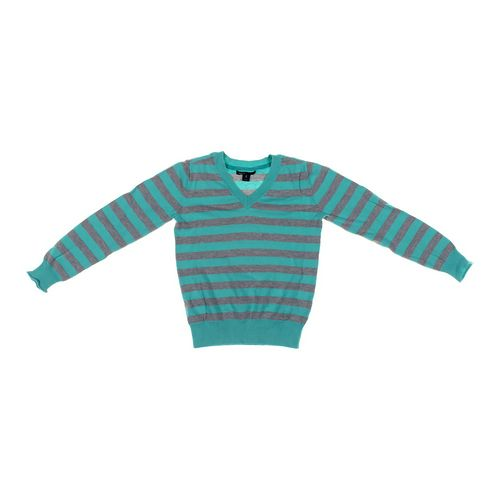 Gap Striped Sweater in size 8 at up to 95% Off - Swap.com
