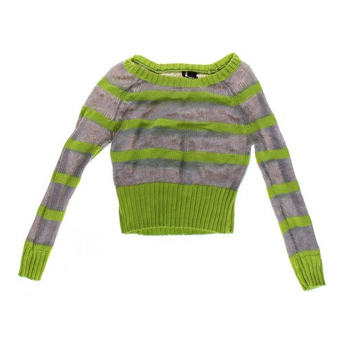 Heart-n-Crush Striped Sweater in size JR 3 at up to 95% Off - Swap.com