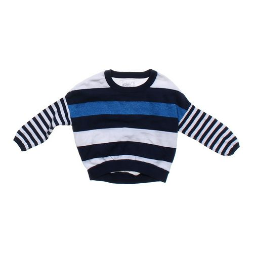 Justice Striped Sweater in size 12 at up to 95% Off - Swap.com