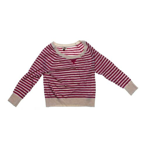 L.E.I. Striped Sweater in size JR 13 at up to 95% Off - Swap.com