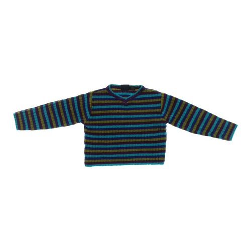Metro Express Striped Sweater in size 10 at up to 95% Off - Swap.com