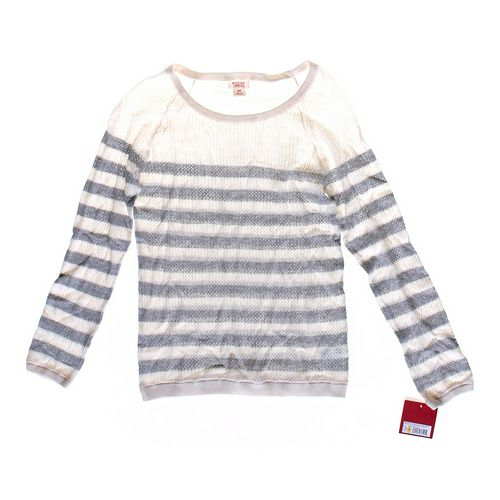 Mossimo Supply Co. Striped Sweater in size JR 3 at up to 95% Off - Swap.com