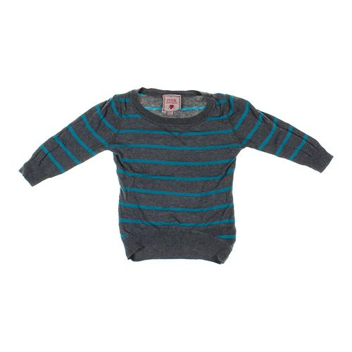 Pink Republic Striped Sweater in size 10 at up to 95% Off - Swap.com
