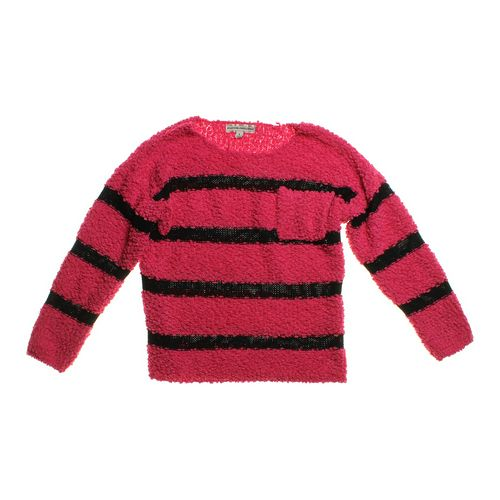 Poof Girl Striped Sweater in size 14 at up to 95% Off - Swap.com