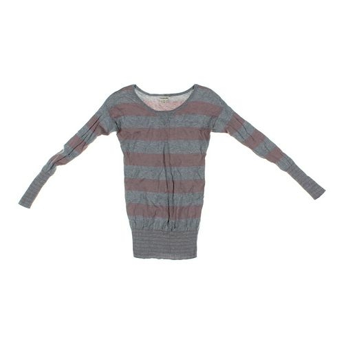 Sarsaparilla Striped Sweater in size 8 at up to 95% Off - Swap.com