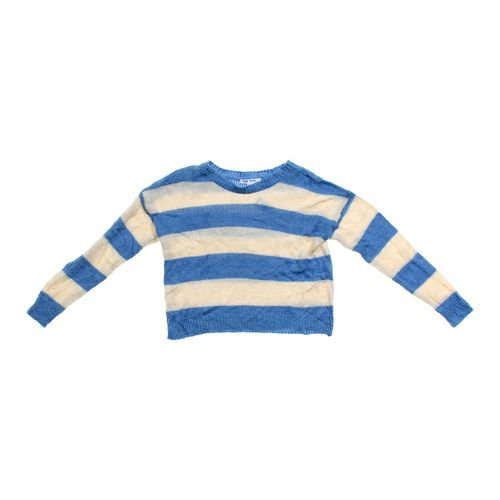 Say What? Striped Sweater in size JR 11 at up to 95% Off - Swap.com