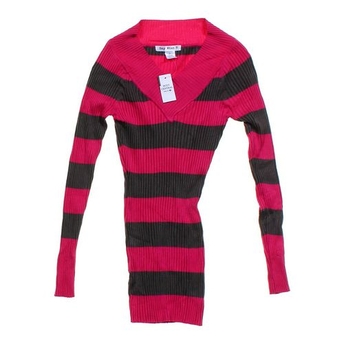 Say What? Striped Sweater in size JR 13 at up to 95% Off - Swap.com