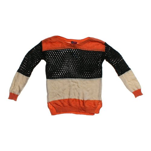 Say What? Striped Sweater in size JR 15 at up to 95% Off - Swap.com