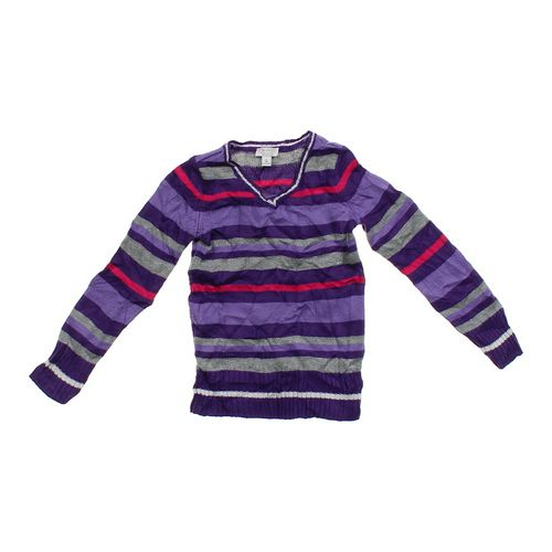 The Children's Place Striped Sweater in size 7 at up to 95% Off - Swap.com