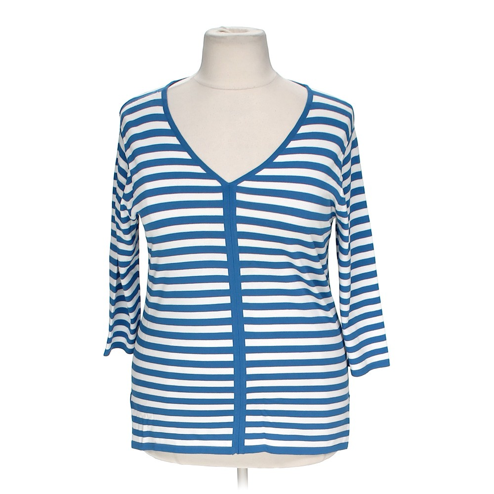 Elementz striped sweater shirt online consignment for How to hand wash white shirt