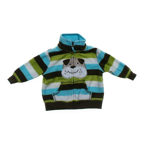 Carter's Striped Sweatshirt in size 3 mo at up to 95% Off - Swap.com
