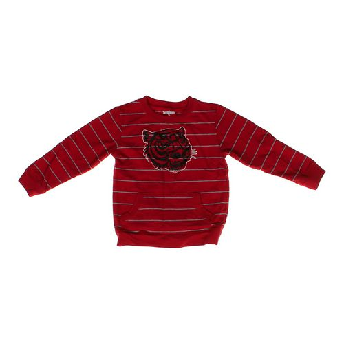 Healthtex Striped Sweatshirt in size 5/5T at up to 95% Off - Swap.com