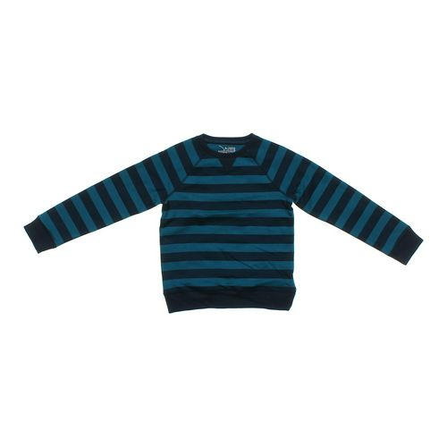 Jumping Beans Striped Sweatshirt in size 7 at up to 95% Off - Swap.com