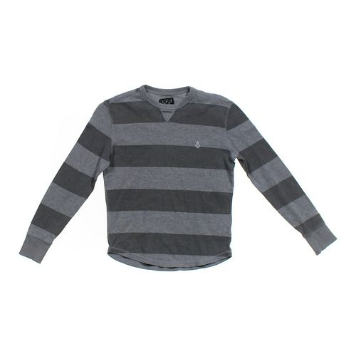 Volcom Striped Sweatshirt in size 14 at up to 95% Off - Swap.com