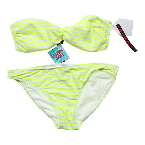 Hot Water Striped Swimsuit in size JR 13 at up to 95% Off - Swap.com