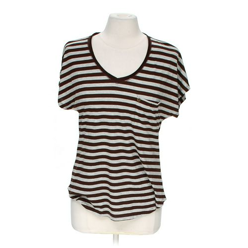 Faded Glory Striped T-shirt in size 12 at up to 95% Off - Swap.com