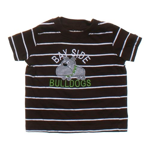 Carter's Striped T-Shirt in size 6 mo at up to 95% Off - Swap.com