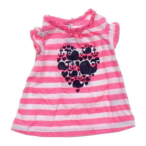 Just One You Striped T-shirt in size 3 mo at up to 95% Off - Swap.com