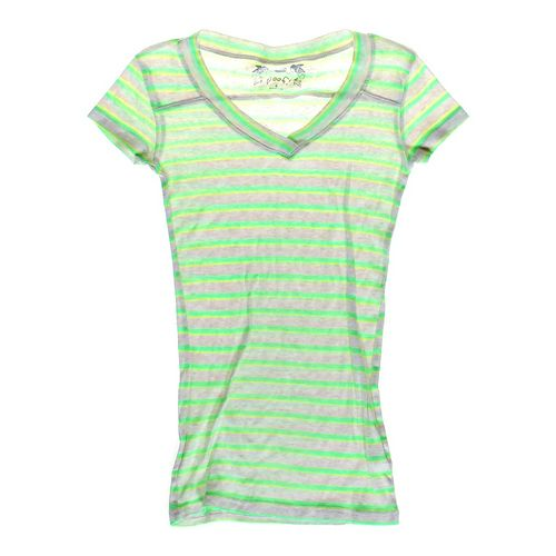Poof Striped T-shirt in size JR 3 at up to 95% Off - Swap.com