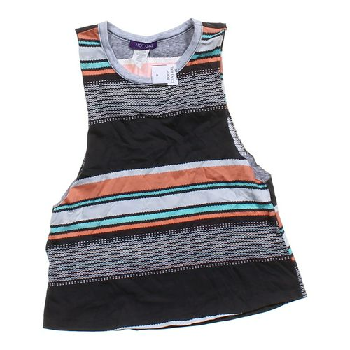 Hot Gal Striped Tank in size JR 3 at up to 95% Off - Swap.com