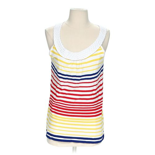 Joseph A. Striped Tank in size S at up to 95% Off - Swap.com