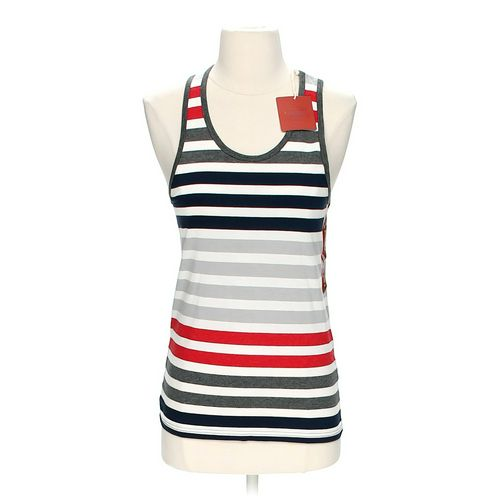 Mossimo Supply Co. Striped Tank in size XS at up to 95% Off - Swap.com