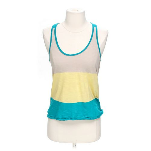 Ambiance Apparel Striped Tank Top in size S at up to 95% Off - Swap.com