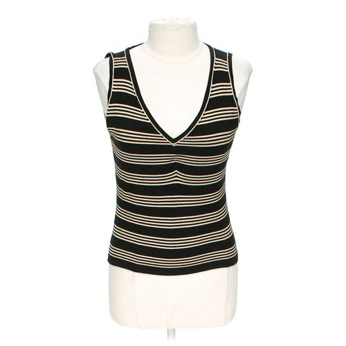 Banana Republic Striped Tank Top in size L at up to 95% Off - Swap.com