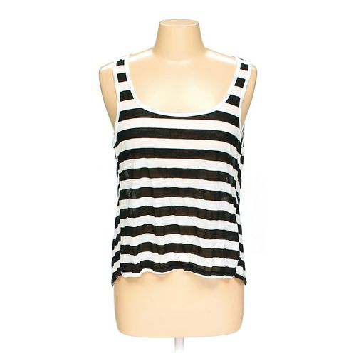 Body Central Striped Tank Top in size XL at up to 95% Off - Swap.com