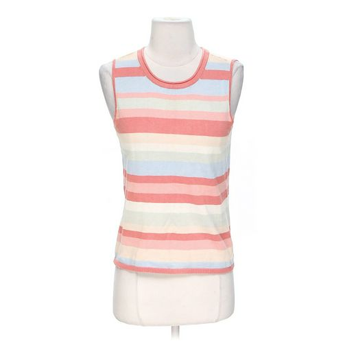 Cherokee Striped Tank Top in size S at up to 95% Off - Swap.com