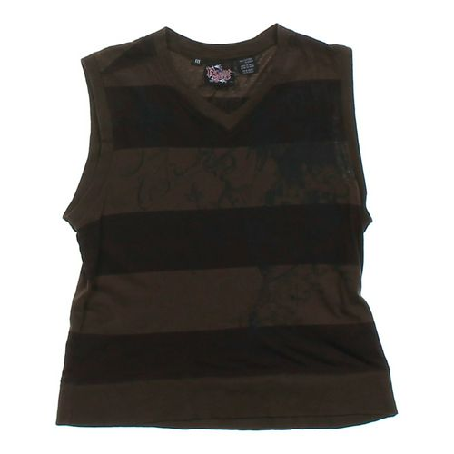 Point Zero Striped Tank Top in size 10 at up to 95% Off - Swap.com