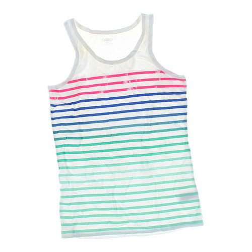 Cherokee Striped Tank Top in size 10 at up to 95% Off - Swap.com