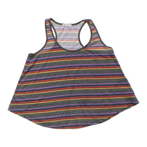 Forever 21 Striped Tank Top in size JR 3 at up to 95% Off - Swap.com