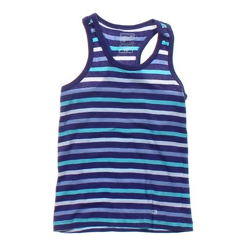 Gef Striped Tank Top in size 10 at up to 95% Off - Swap.com