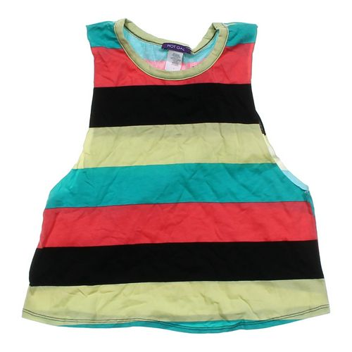 Hot Gal Striped Tank Top in size JR 11 at up to 95% Off - Swap.com