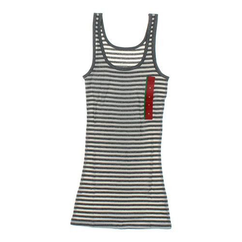 Mossimo Supply Co. Striped Tank Top in size JR 7 at up to 95% Off - Swap.com