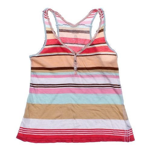 Old Navy Striped Tank Top in size JR 3 at up to 95% Off - Swap.com