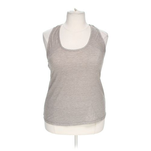 Gilligan & O'Malley Striped Tank Top in size XXL at up to 95% Off - Swap.com