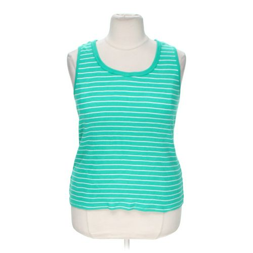 Laura Scott Striped Tank Top in size XL at up to 95% Off - Swap.com